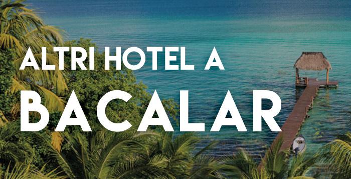 Villas wayak bacalar maya vacanze for Villas wayak bacalar