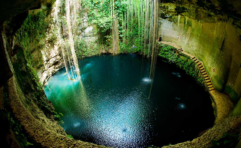cenote-ik-kil-maya-vacanze