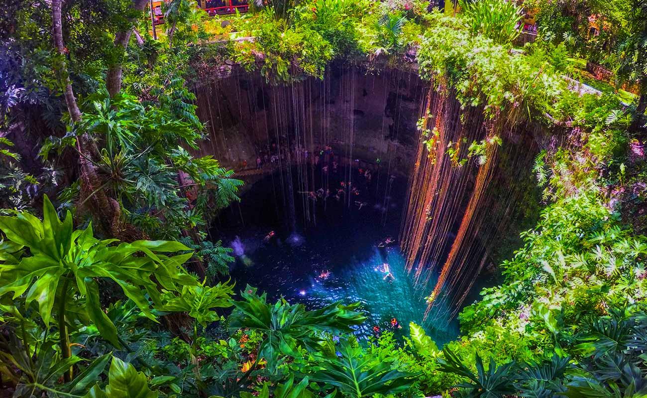 cenote-ik-kil-maya-vacanze5